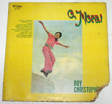Philippines BOY CHRISTOPHER O, Nora OPM LP Record