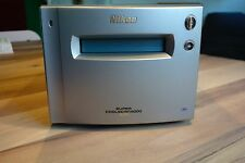 Nikon Super Coolscan LS-9000 ED Slide & Negative Film Scanner 35mm Medium Format