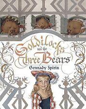 Goldilocks and the Three Bears-ExLibrary