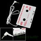 Car Cassette Tape Adapter Converter for MP3 iPhone 4 4S iPod Touch Nano CD MD D1