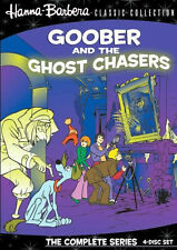 Hanna-Barbera Classic DVD: Goober and the Ghost Chasers Complete Series 4-Disc