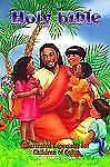 The Holy Bible for Children of Color, King James Version by World Bible