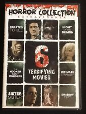 Horror Collection Extravaganza: 6 Terrifying Movies DVD Used Very Good)