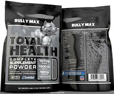 BULLY MAX TOTAL HEALTH POWDER 13OZ. REPLACES POWDER PLUS. **AUTHORIZED SELLER**