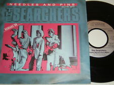 """7"""" - Searchers Needles and Pins & Fooled myself once again - MINT # 4369"""