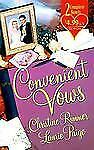 Convenient Vows (2 novels in 1), Laurie Paige, Christine Rimmer, Acceptable Book