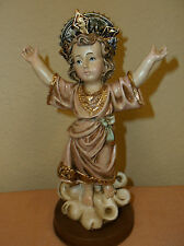 """Divino Nino 8"""" Statue, from Colombia, New"""