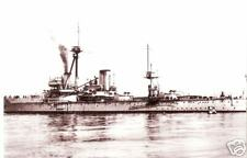 HMS Dreadnought - Royal Navy  - P/card Size Photo  (P2)