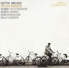 "DEXTER GORDON ""GETTIN' AROUND"""