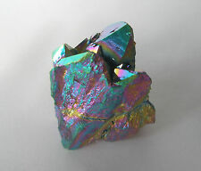Rainbow Titanium Aura Crystal 72g