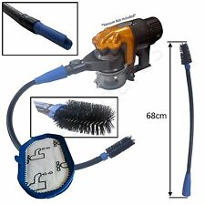 Long Flexible Crevice Dusting Brush Tool & Filter for Dyson  DC31 DC34 DC35 DC44