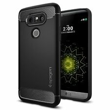 Spigen LG G5 Case Rugged Armor Black