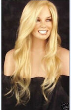 NEW310   new popular style long golden blonde hair wigs for women WIG