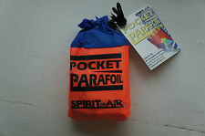 Spirit of Air POCKET Parafoil Kite Nuovo