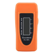 Mini Digital Contact Moisture Meter - LCD display, Measures Moister