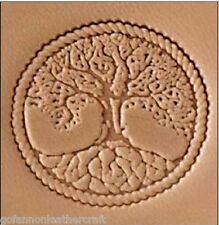 Craftool 3-D Leather Stamp Tree of Life (8686-00)