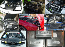 BMW M3 S54 M5 S62 engine transplant ECU modification E24, E30, E31, E34, E36 etc