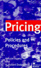 Pricing: Policies and Procedures