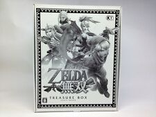 Hyrule Warriors Zelda Musou Treasure Box Limited Nintendo Wii U Legend of Zelda