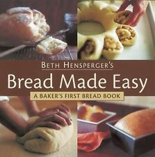 Bread Made Easy: A Baker's First Bread Book-ExLibrary