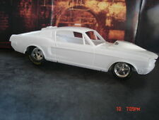 Revell 1/25 68 Mustang Resin Cast Pro Street Chassis