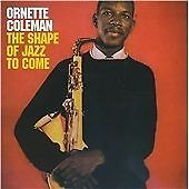 Ornette Coleman - The Shape of Jazz to Come (2010) CD NEW MINT SEALED