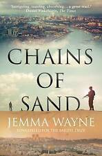 Chains of Sand by Jemma Wayne 9781785079726 (Paperback, 2016) Brand New Freepost