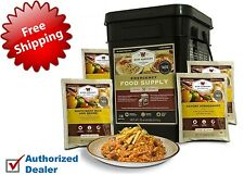 """Wise """"PREPPER PACK"""" 52 Servings Freeze Dried, Camping, Emergency, Survival"""