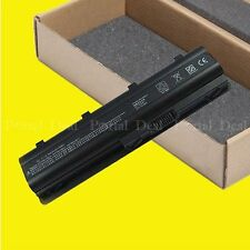 Battery for HP CQ32 CQ42 CQ43 CQ56 Envy 15-1100 Envy 17 593553-001 MU06 MU09