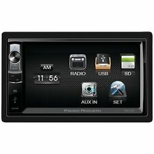 NEW Vehicle MP3.USB SD Head Unit Receiver Amplifier.Double Din Deck Player