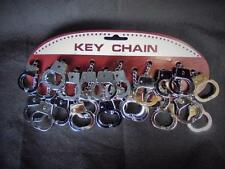 NEW Wholesale Handcuff Keychain Set - 12 per set