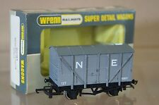 WRENN W5028 DARK GREY ROOF NE grey 12 ton BANANA VENT VAN WAGON 159611 ni