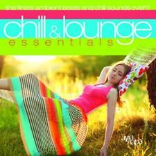 CD Chill And Lounge Essentials Presented By Lemongrass  2CDs