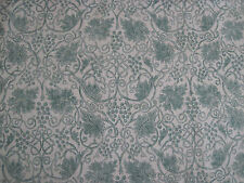 "WILLIAM MORRIS CURTAIN FABRIC ""Grapevine"" 3.2 METRES SAGE ARCHIVE PRINTS III"