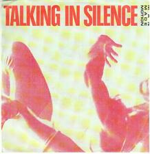 "775  7"" Single: Mad-Man Music - Talking In Silnece / Tell Me You're Alone"