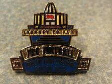 L#454 1998 Pro Football Hall of Fame pin, missing back clasp
