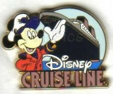 Disney Pin: DCL Disney Cruise Line Pin Trading Starter Set (Mickey)