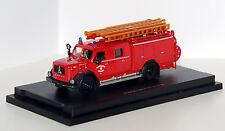 """--  SCHUCO  -  MAGIRUS-DEUTZ MERKUR LF 16  """"Feuerwehr""""  --   24820 - 1:87 - Neu"""