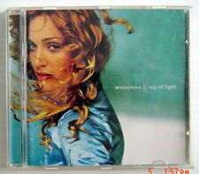 1998'S COMPACT DISC, MADONNA, RAY OF LIGHT