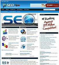 Search Engine Optimization (SEO) Turnkey Website For Sale Ready To Run Online Bu