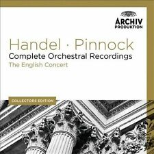 Collectors Edition: Handel Complete Orchestral Recordings, New Music