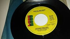 ESTHER PHILLIPS Fever / For All We Know KUDU 929 LATIN SOUL 45