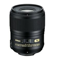 Nikon AF-S Micro 60mm F/2.8G ED N w/FREE Hoya NXT UV Filter *NEW*