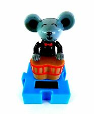 New Solar Powered Dancing Orchestra Music ~ Mouse  FREE SHIPPING