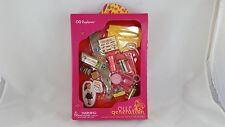 Our Generation Explorers Girl Scouts Camping Kit American Girl Doll Global Ship