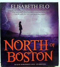 North of Boston by Elisabeth Elo (2014, CD, Unabridged) $32.95