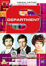 Department S: The Complete Series (Special Edition) [DVD] Excellent Condition