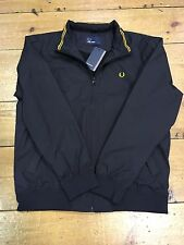 Fred Perry  Brentham Jacket J7212 Black - S