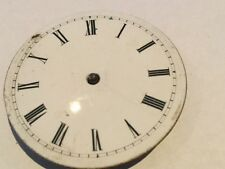 ANTIQUE  POCKET WATCH MOVEMENT ONLY  FOR PARTS SOLD AS IS #38