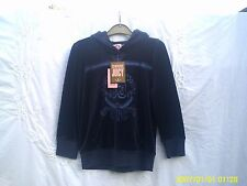 juicy couture medium womens velour pullover hoodie nwt rp£120.00